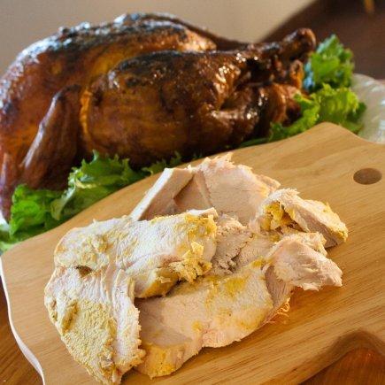 Boneless Smoked Turkey Breast